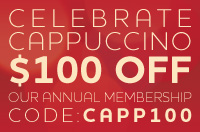 100OFF CAPP Announcing our Latest Theme Cappuccino!