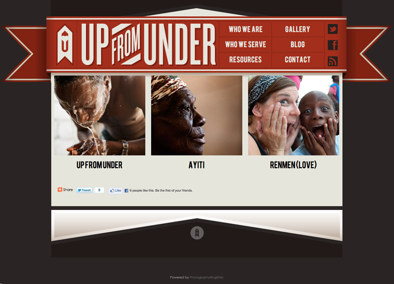 UFU GalleryPage Imagine the Possibilities: Up From Under and Cappuccino