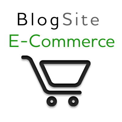 ecommerce square BlogSite Ecommerce   Add a Store to your Site!
